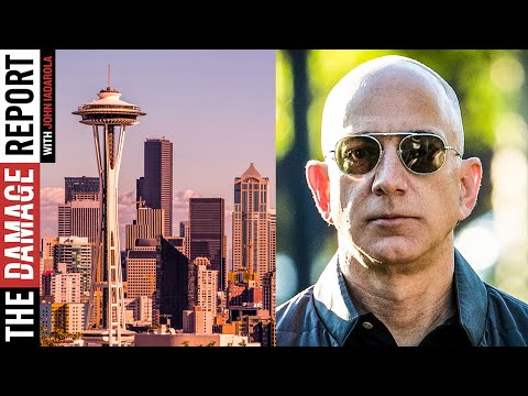 Urgent Push To Stop Amazon's Seattle Takeover