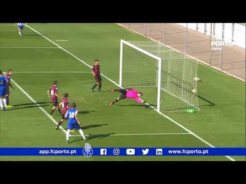 Formação: Sub-17 - FC Porto-Cracks Lamego, 10-0 (CN Juniores B, Série B, 1.ª fase, 9.ª j, 22/10/17)