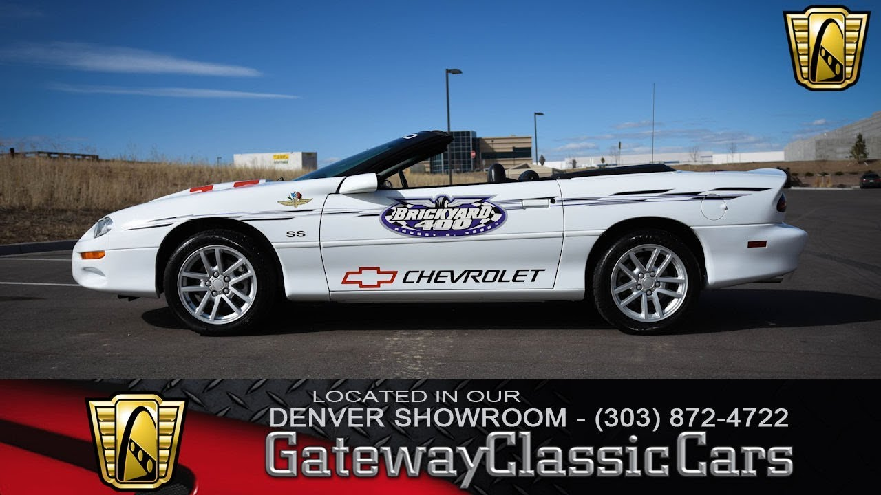 2000 Chevrolet Camaro - Denver Showroom #252 Gateway Classic Cars