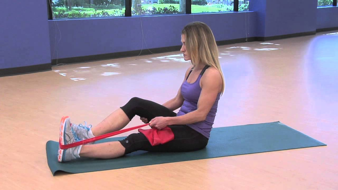 Tibialis Anterior Exercises With Resistance Bands : Spice ...