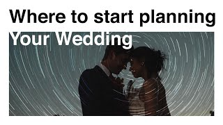 How to start Wedding Planning | Step by step