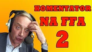 Komentator na FFA 2 (CS:GO) / MC Grzesio