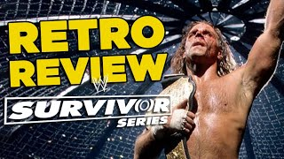 Retro Ups & Downs From WWE Survivor Series 2002