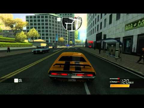 Driver San Francisco [CZ] Let's Play - synecek11 - #01