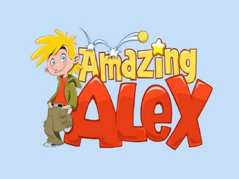 AMAZING ALEX FOR IPHONE, IPAD & IPOD TOUCH!