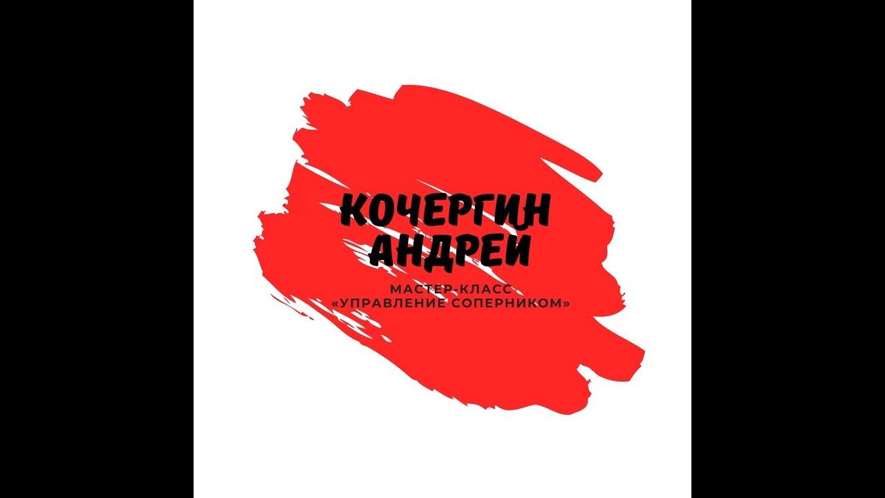 Превью. МАСТЕР КЛАСС Кочергина Андрея Николаевича. Управление соперником