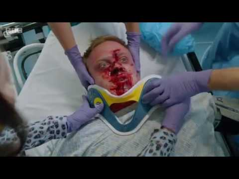 Casualty S30E43 Sticks and Stones 30th July 2016
