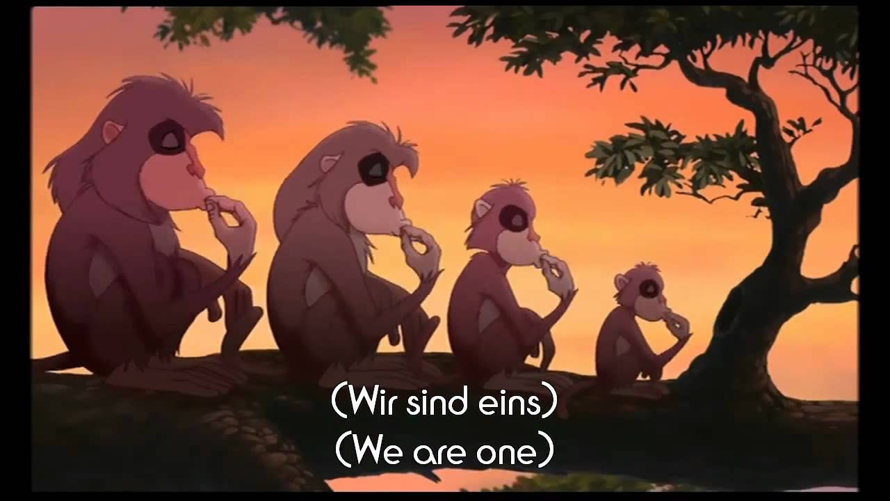 We Are What We Are Deutsch