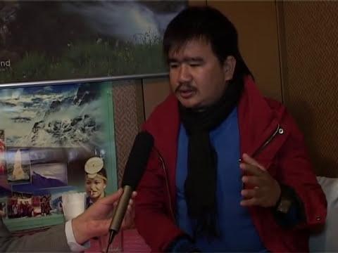 Wilson Bikram Rai Interview in Japan 2013