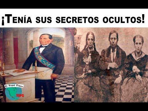 10 Secretos Oscuros de Benito Juárez que Nunca nos los Dijeron
