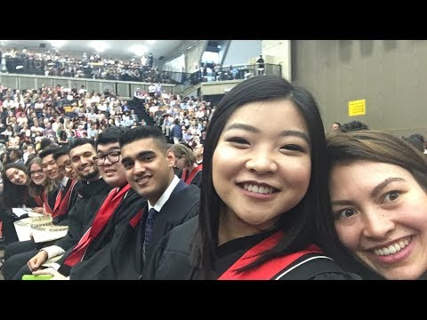 University of Waterloo Convocation   Management Engineering - Class of 2017