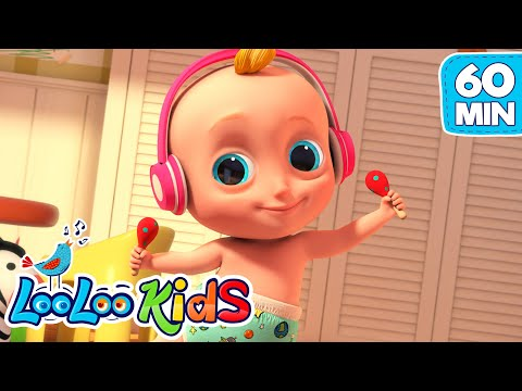 Looby Loo - Learn English with Songs for Children | LooLoo Kids