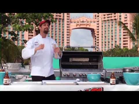 Virgil's Real BBQ direct and indirect cooking methods