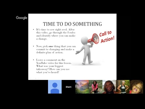 UP Church Metaphysical Bible Hangout   The First Law of Increase
