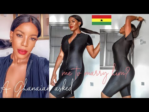 CHIT-CHAT GRWM IN GHANA: What I think of GHANAIAN Men, Intermittent Fasting.