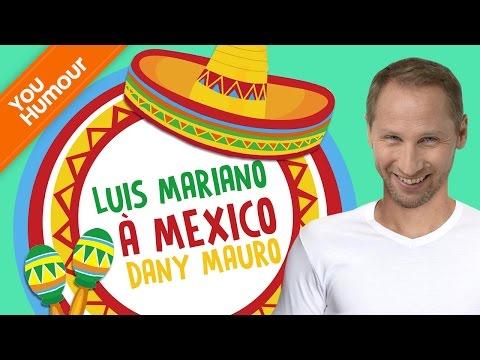 Dany Mauro - Tamiflu à Mexico !