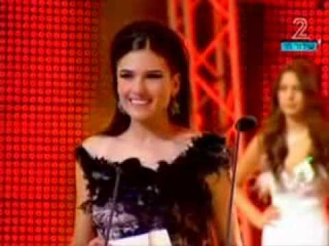 Miss Israel 2010 - Crowning Moment