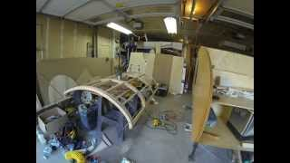 Denizen Teardrop Trailer Build — Hatch Latch & Skin