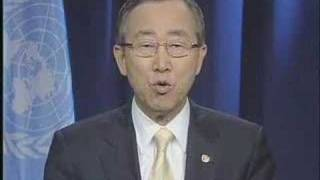 Ban Ki-Moon (United Nations) to American Jewish Committee