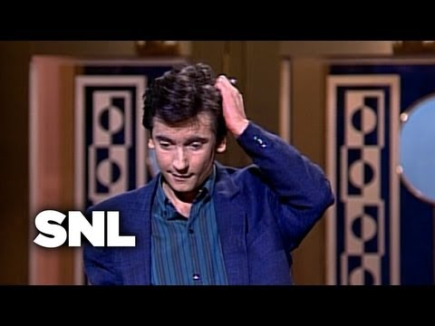 Griffin Dunne Monologue - Saturday Night Live