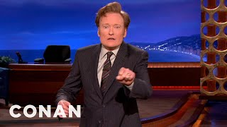 Monologue 03/28/12 - CONAN on TBS