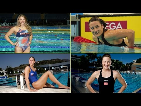 Top 20 Beautiful Female Swimmers In The World 2017 || Beautiful Women in Swimsuits