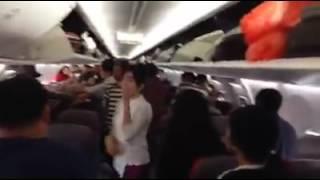 Batik Air ID 6273 Manado-Jakarta 13 Juli 2016 Bermasalah