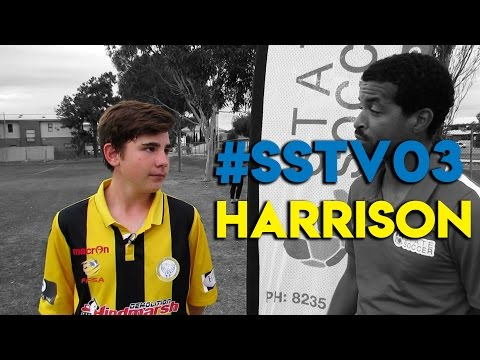 SOCCER SCHOOL  STATE SOCCER TV Episode 3  HARRISON