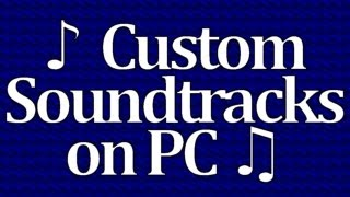 Custom Soundtracks - NBA 2K PC Tutorial