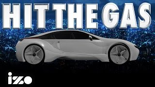 Raven Felix - Hit The Gas ft. Snoop Dogg & Nef The Pharaoh (izo Lyrics)