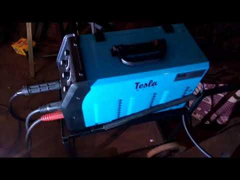 Видео обзор сварочного полуавтомата MIG MAG ММА 302.