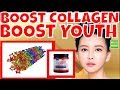 A Boost of Collagen Is A Boost Of Youth , Foods That Increase Collagen Production.