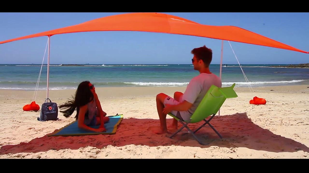 Sun Shade Canopy Upf50 Uv Protection