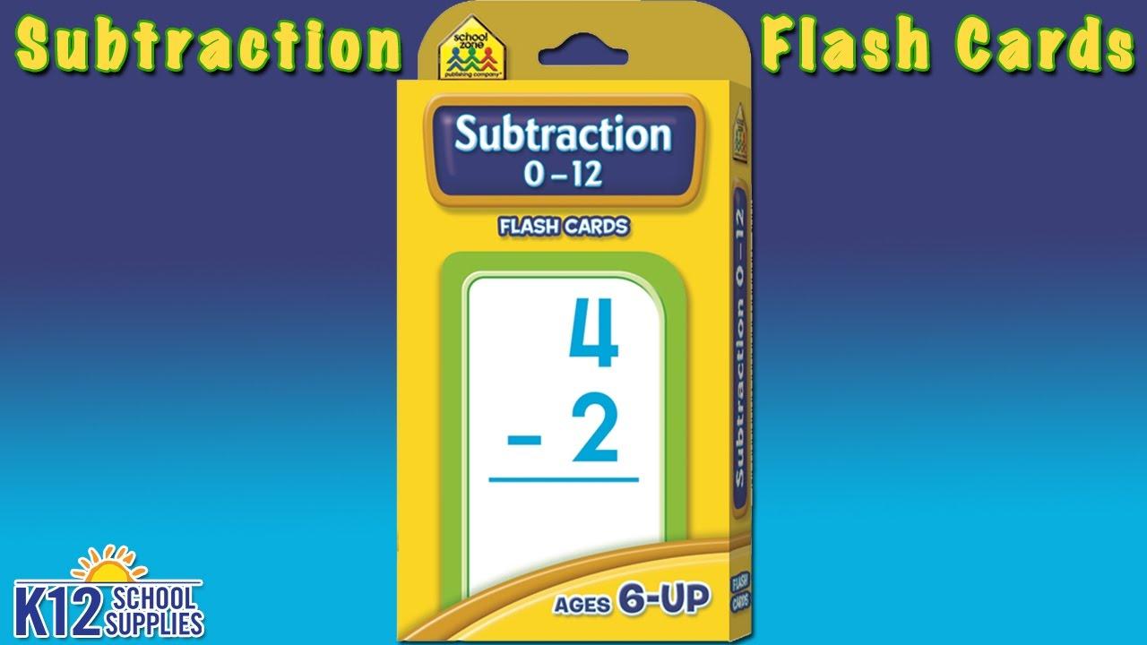 Best Flashcards - Math Facts In A Flash - Teacher Supplies - YouTube