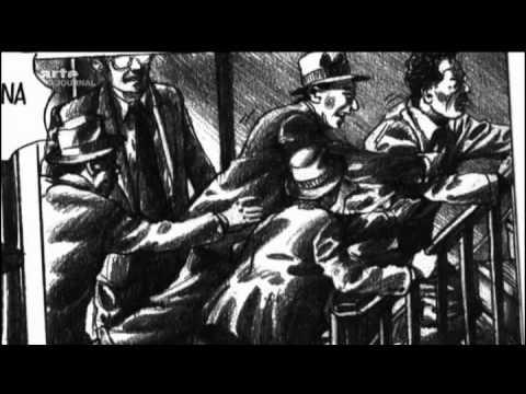 Comic-Reportage - Historische und Politische Comics