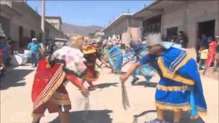 Danza los retos-San Juan Tetelcingo GRO.