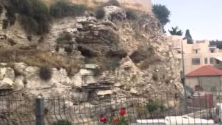 golgotha the place of skull