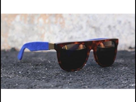 retrosuperfuture-suede-matte-flat-top-sunglasses