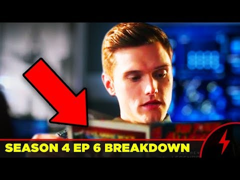 """Flash 4x06 """"When Harry Met Harry…"""" Breakdown - RICK AND MORTY REFERENCE (JUSTICE LEAGUE EASTER EGGS)"""