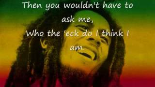 Repeat youtube video Bob Marley -Buffalo Soldier