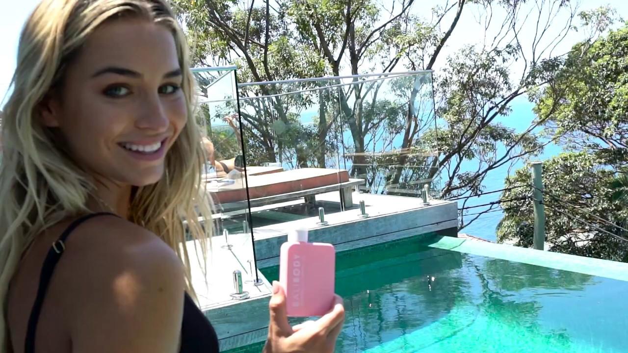 Bali Body Watermelon Tanning Oil Youtube