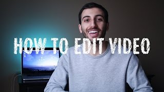 HOW TO EDIT VIDEOS - Ep. 1: Getting Started, Editing Laptops, Premiere Pro vs Final Cut Pro