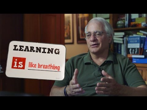 Learning is.. Like breathing | Russell Sarder feat. Michael Cusumano | Series 163