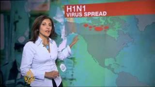 Who Declares H1n1 Flu Pandemic - 11 Jun 09