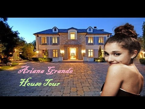 Ariana grande house tour 2016 2017 youtube for Video home tours