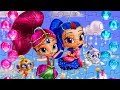 Shimmer and Shine - Online Picture Puzzle for kids
