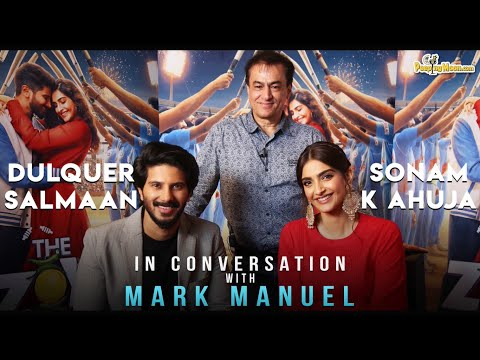 Sonam Kapoor and Dulquer Salmaan In Conversation With Mark Manuel Mp3