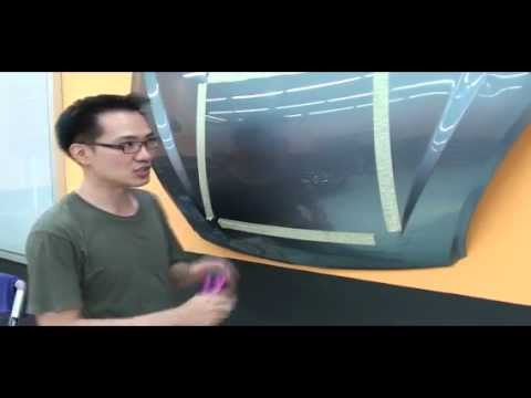 Nano Armor : World's Best Anti-Scratch Car Coating Demo from Butterworth, Penang