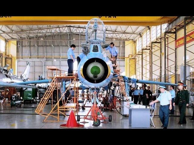 Cả thế giới hốt hoảng - Việt Nam nâng cấp máy bay Su27 mạnh Không thể tin nổi.