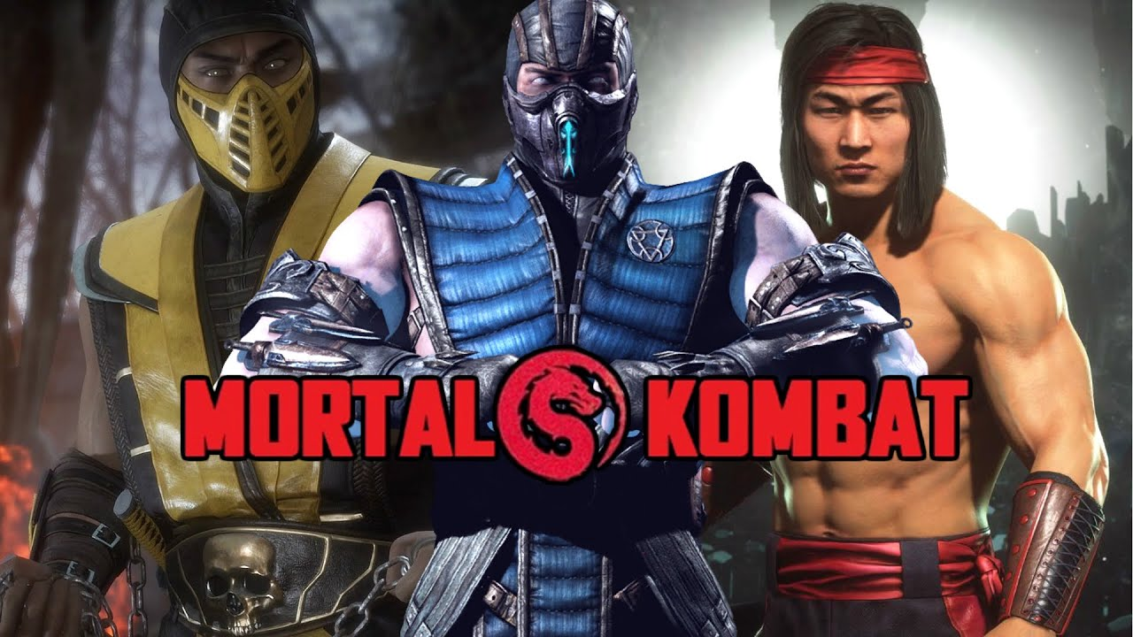 Every Character Confirmed For The Mortal Kombat Movie Reboot Youtube